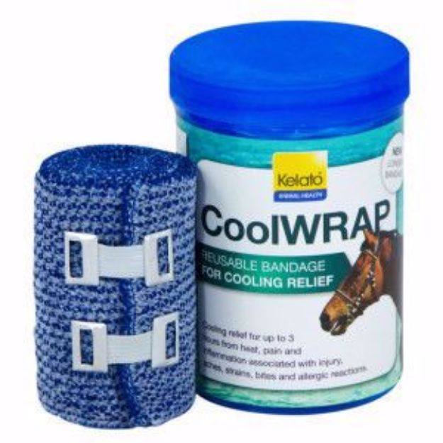 Picture of CoolWRAP Reusable Cooling Bandage
