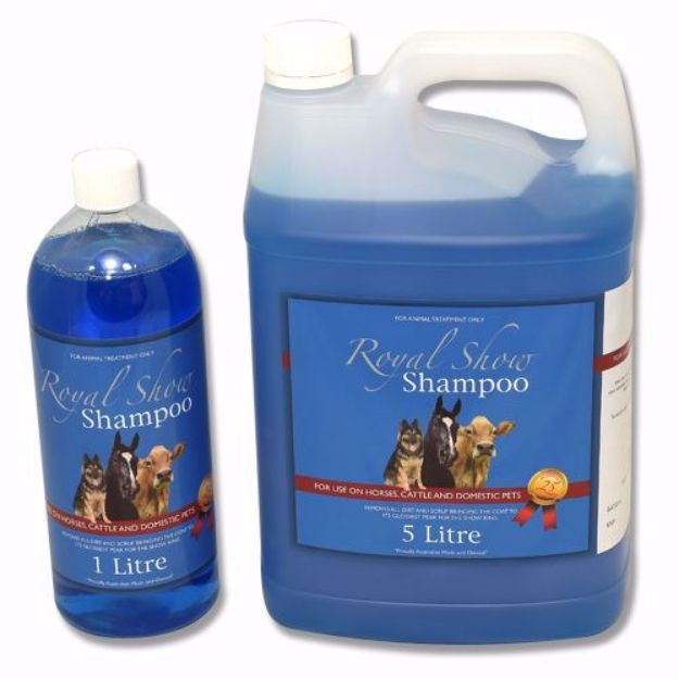 Picture of Royal Show  Grooming Shampoo 5L