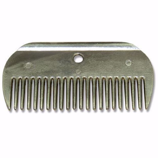Picture of Aluminium Mane Comb