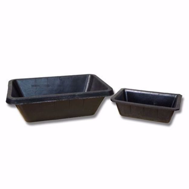 Picture of Feed Pan Recycled Rubber - 40LTR