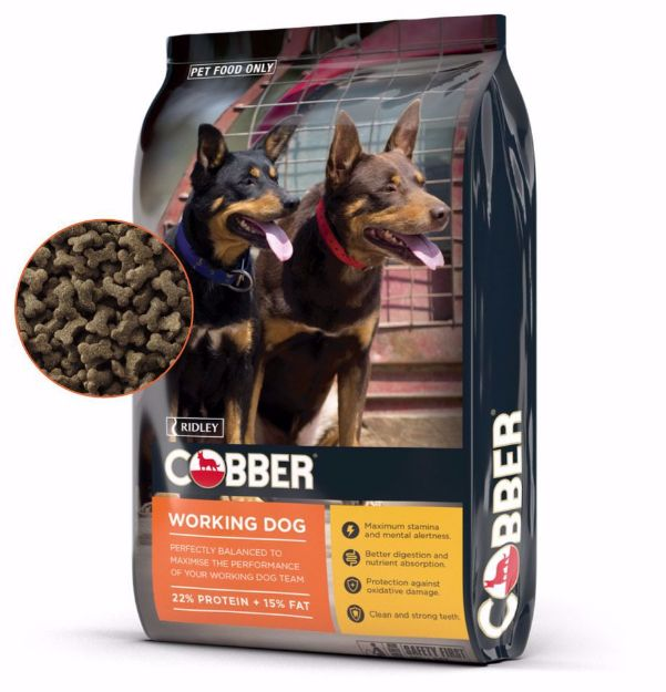 Picture of Cobber Working Dog Food