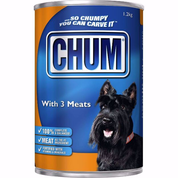 Picture of Chum 1.2kg Can