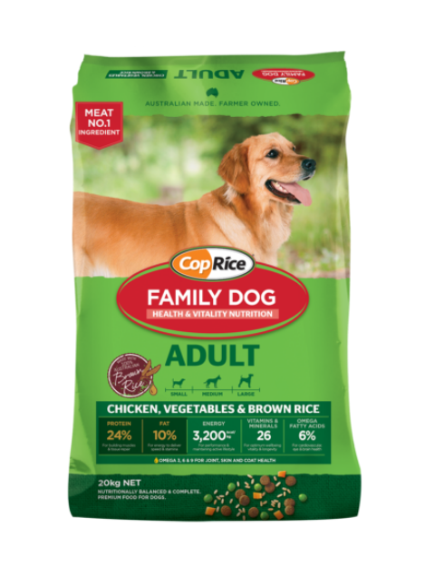 Picture of Coprice Dog Food - Family Dog