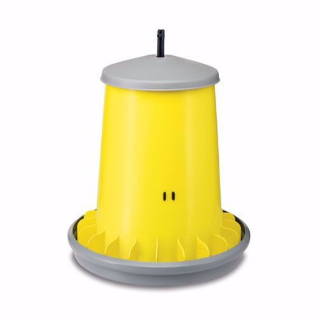 Picture of Supreme Plastic Poultry Feeder - 5kg