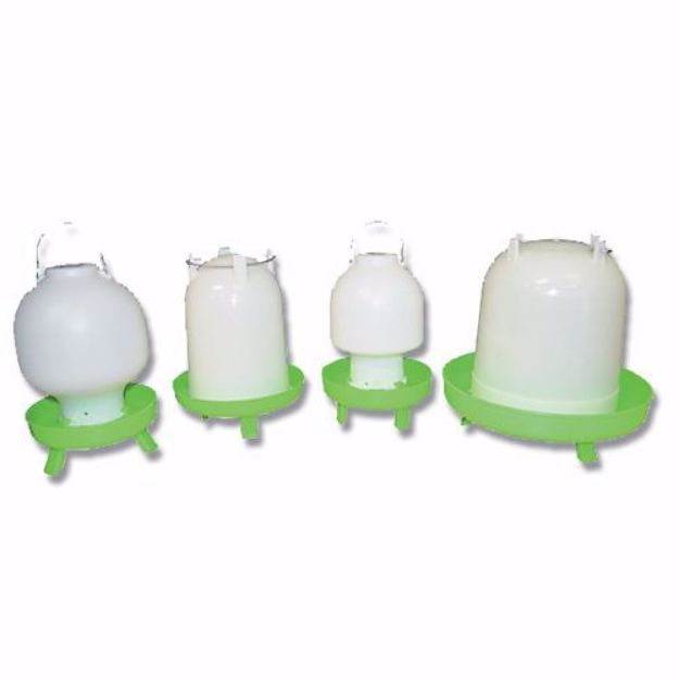 Picture of Poultry Drinker - Ball type 2.5LTR (With Legs)