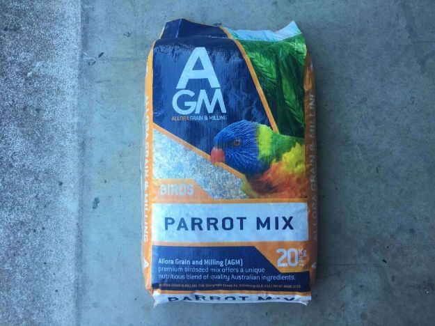 Picture of AGM Parrot Mix - 5KG