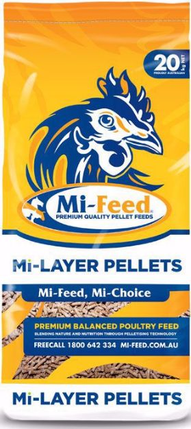 Picture of Mi-Feed Laying Pellets 20KG