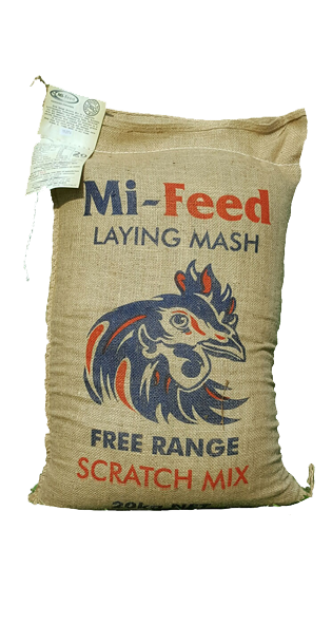 Picture of Free Range Scratch Mix 20KG