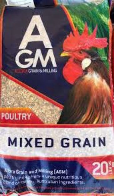 Picture of AGM Mixed Grain - 20KG