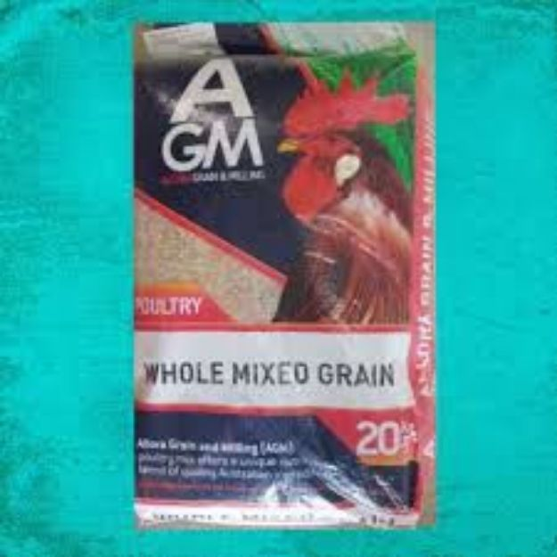 Picture of AGM Whole Mixed Grain 20KG