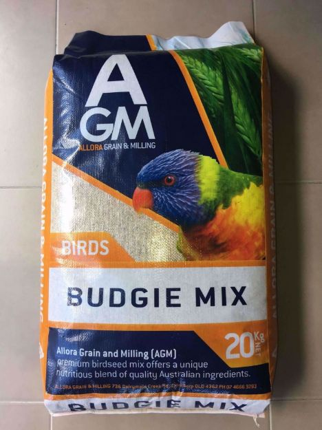 Picture of AGM Budgie Mix  - 20KG