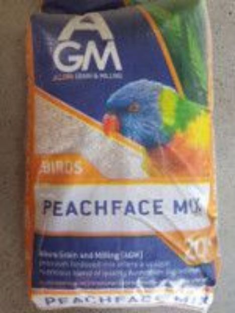 Picture of AGM Peachface Mix - 20KG