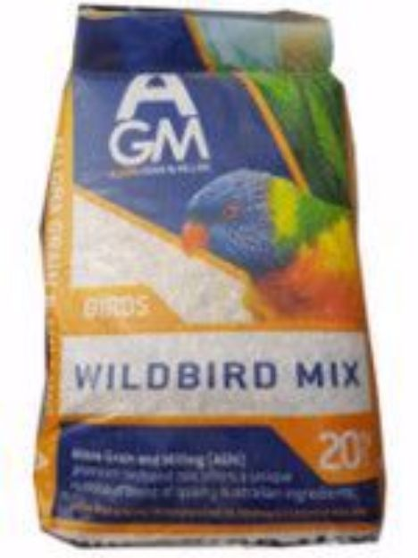Picture of AGM Wild Bird Mix -20KG