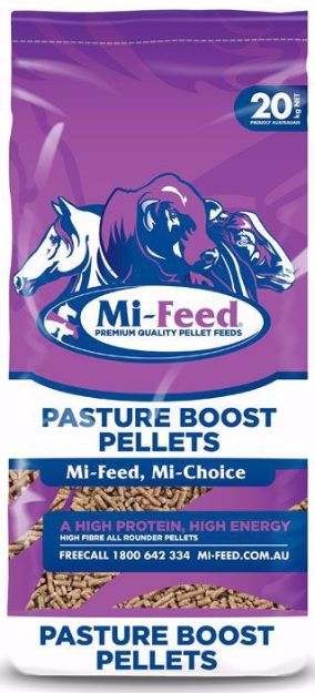 Picture of Mi-Feed Pasture Boost Pellets 20KG