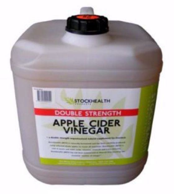 Picture of Apple Cider Vinegar - Double Strenght 20LTR