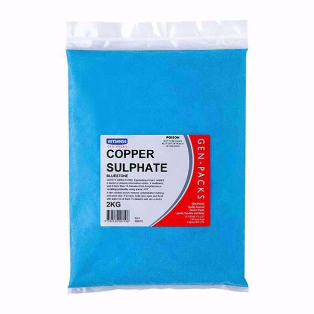 Picture of Copper Sulphate 2KG