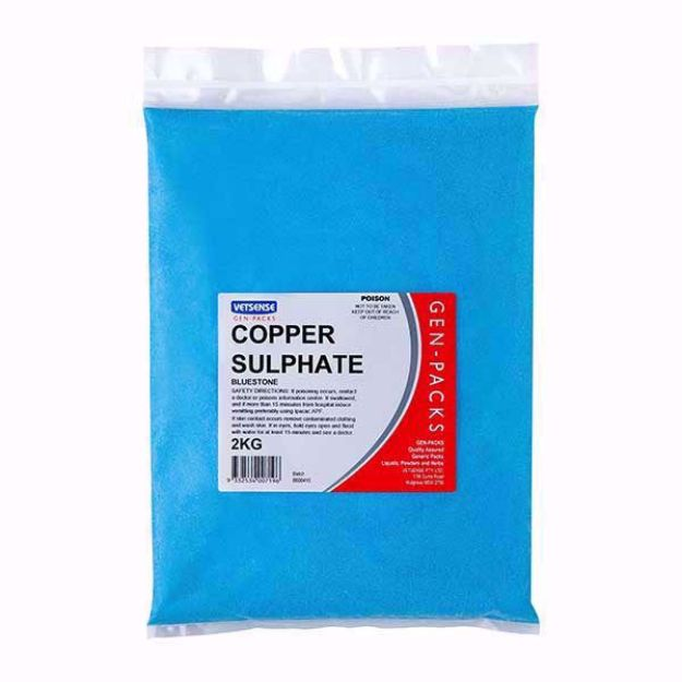 Picture of Copper Sulphate 5KG