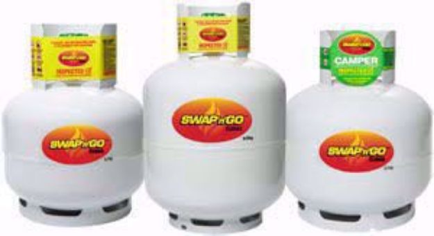 Picture of Origin Gas 9KG (Cylinder & Gas)