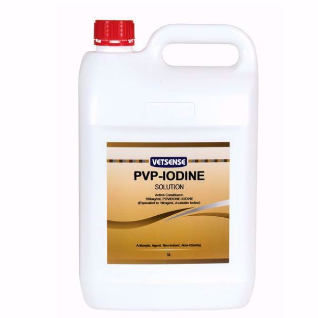 Picture of PVP-Iodine Solution 5L