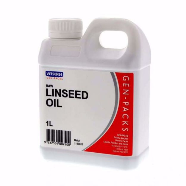 Picture of Linseed Oil 1L