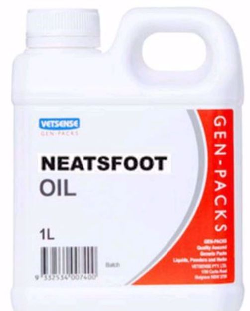 Picture of Neatsfoot Oil 1L