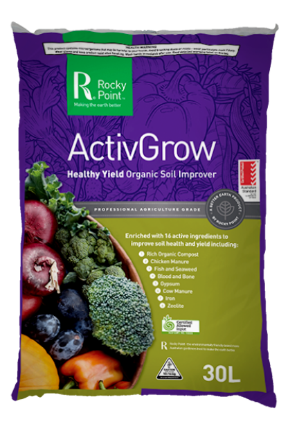 Picture of Rocky Point ActivGrow Soil Improver 30L