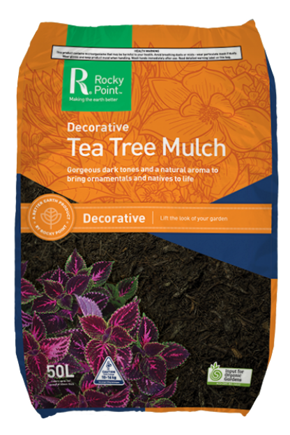 Picture of Rocky Point Tea Tree Mulch 50L