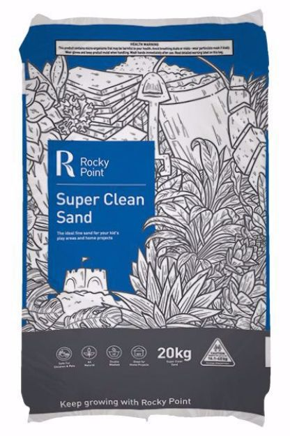 Picture of Rocky Point Super Clean Fine Sand 20kg