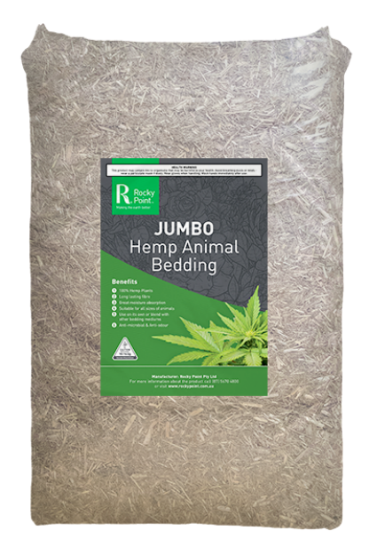 Picture of Rocky Point Hemp Animal Bedding 70L