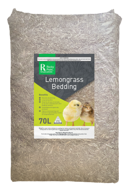 Picture of Rocky Point Lemongrass Animal Bedding 70L