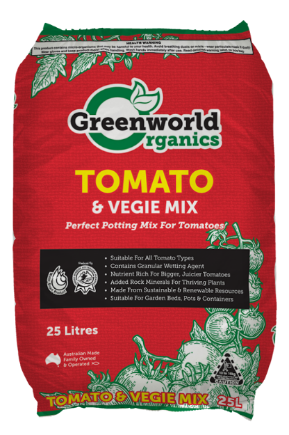 Picture of Greenworld Organics Tomato & Vegie Mix 25L