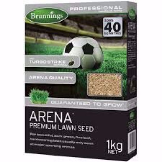 Picture of Brunnings Arena Premium Lawn Seed 1KG