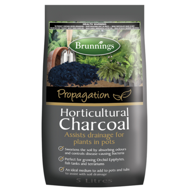 Picture of Brunnings Horticultural Charcoal 5L