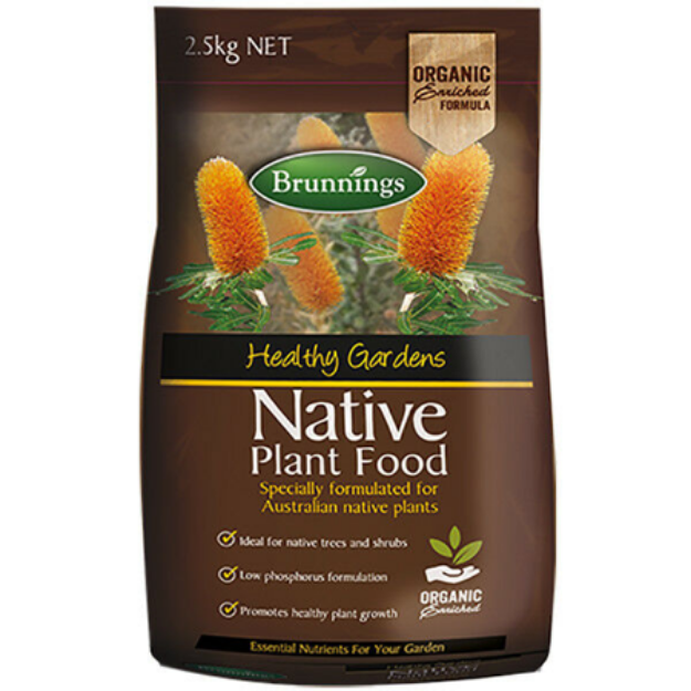 Picture of Brunnings Native Plant Food 2.5kg
