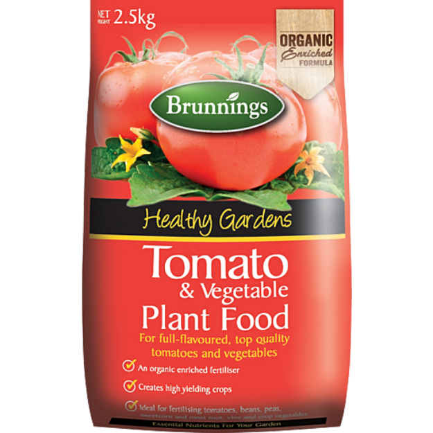 Picture of Brunnings Tomato & Vegetable Plant Food 2.5kg