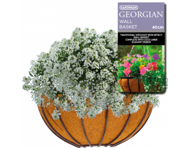 Picture of Georgian Wall Manager Basket  40cm
