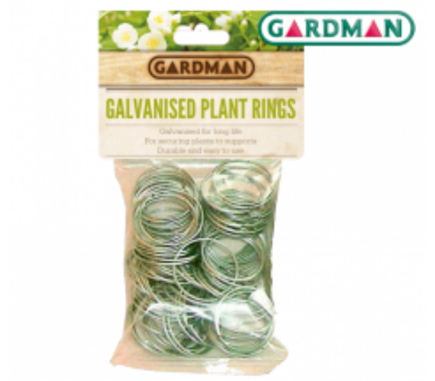 Picture of Galvanised Plant Rings (100PK)