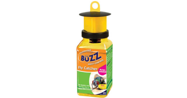 Picture of Bottle Fly Trap with Bait (Fly Catcher)