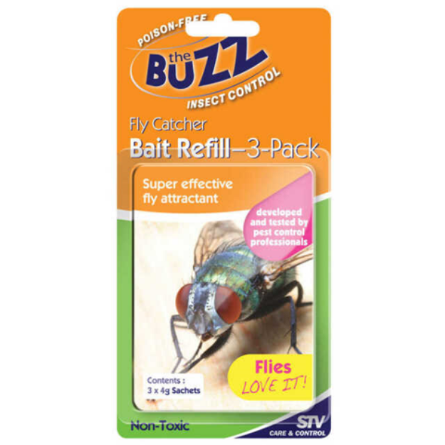 Picture of Bottle Fly Trap Refill Sachets (3 PK)