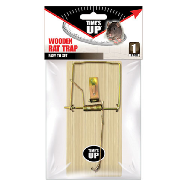 Picture of Wooden Rat Trap