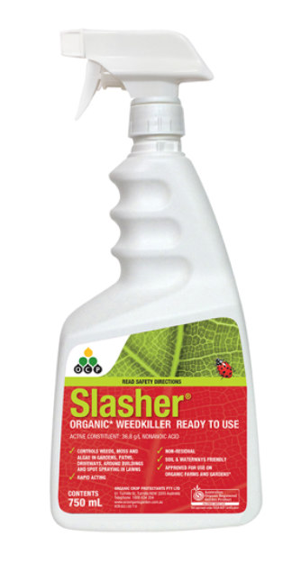 Picture of Slasher Organic Weedkiller Ready to use 750ml