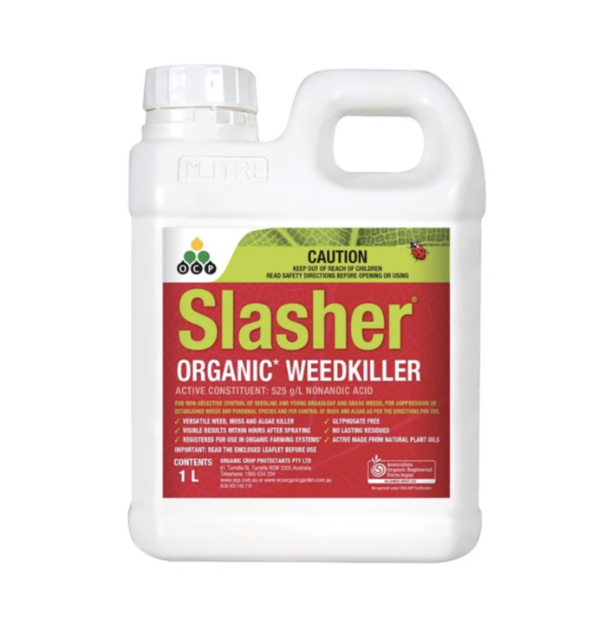 Picture of Slasher Organic Weedkiller 1L