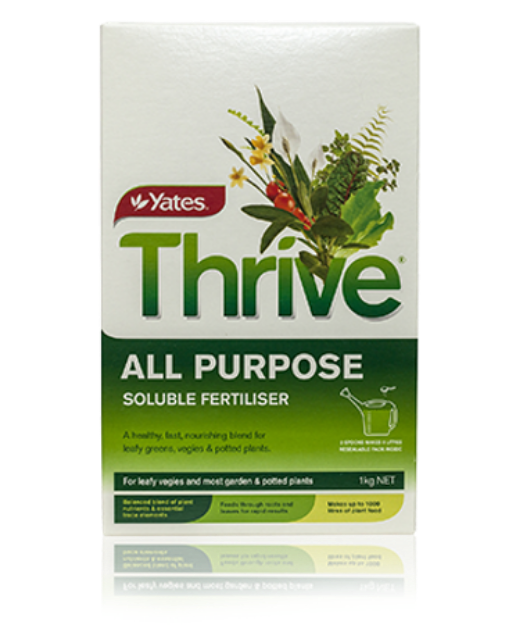 Picture of Yates Thrive All Purpose Soluble Plant Food 500g (6pk)
