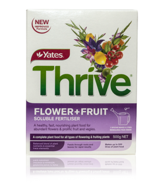 Picture of Yates Thrive Flower & Fruit Plant Food 500g (6pk)