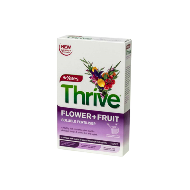 Picture of Yates Thrive Flower & Fruit Plant Food 1kg