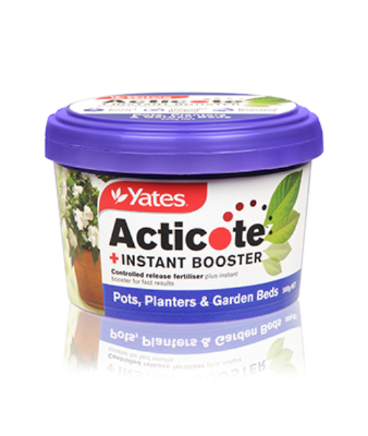 Picture of Yates Acticote + Instant Booster for Pots, Planters & Garden Beds 500gm