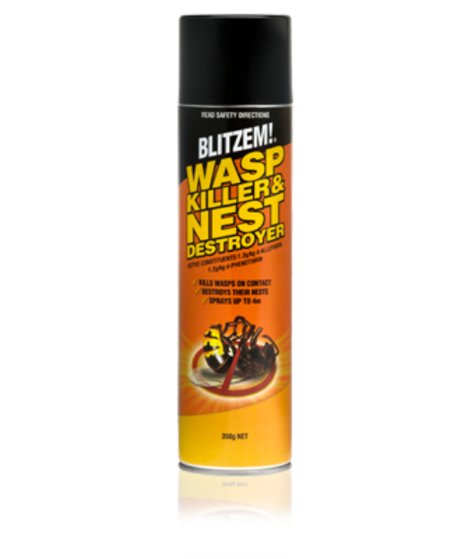 Picture of Blitzem Wasp Nest Destroyer Spray