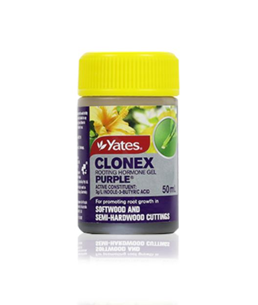 Picture of Yates Clonex Rooting Hormone Gel - Purple 50ml