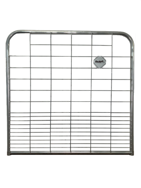 Picture of Gate Mesh 4' (1219mm) w/ Graduated Mesh 25NB