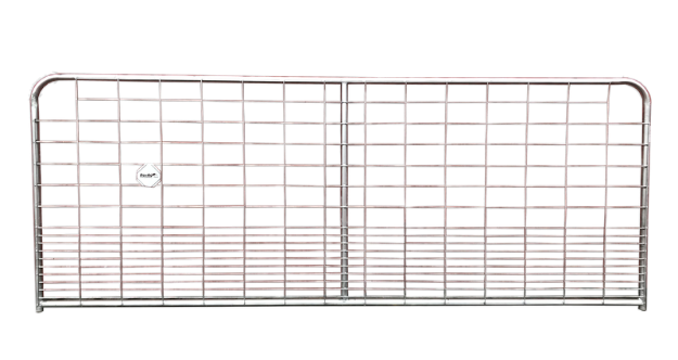 Picture of Gate I Stay 8' (2400mm) w/ Graduated Mesh 25NB